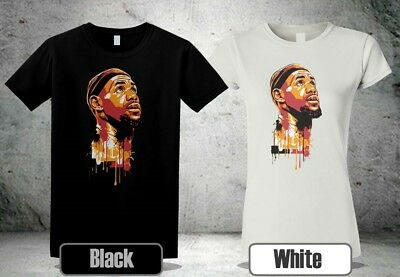 d0161a78a96d Lebron James Crying T-Shirt Bill Style Chive Murray Black white Tee Gp1