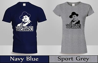 Goodfellas Jimmy Two Times The Mob Boss Don Sopranos Departed blu ray T Shirt