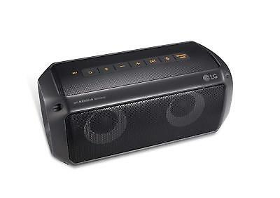 Lg Pk3 Cassa Portatile Speaker Bluetooth Wireless Tecnologia Meridian