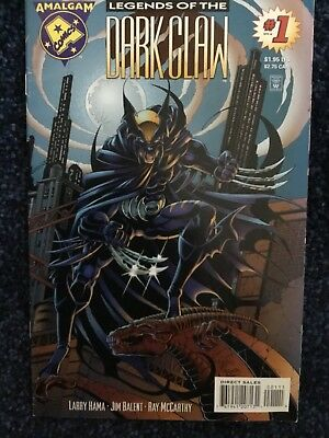 Legends Of The Dark Claw First Issue (1996) - Amalgam Comics