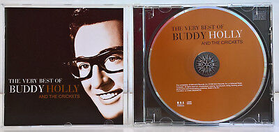 Buddy Holly And The Crickets - The Very Best Of... - 35 Track CD