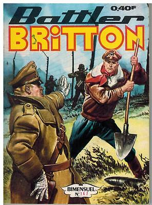 Battler Britton N°147 Imperia