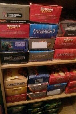 Lot de 500 cartes magic the gathering co/unco