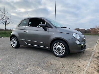 2009 Fiat 500 1.2 Lounge.. Ideal first car! Only £30 per year to TAX! LOOK!