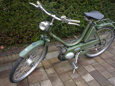 Oldtimer moped Triumph Knirps