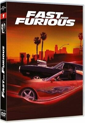 Fast and Furious (Vin Diesel) DVD NEUF SOUS BLISTER