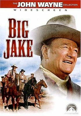 BIG JAKE - DVD (John Wayne) New and Sealed - Free Shipping