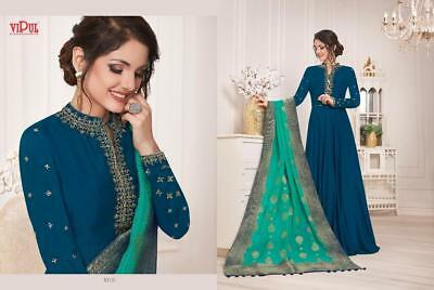 latest designer wedding anarkali Pakistani long dress Indian suit bollywood gown