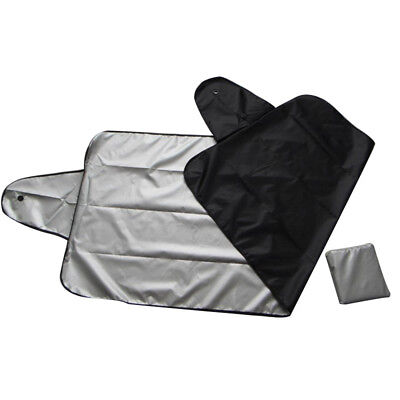 WINDSCREEN COVER Car Window Screen Frost Ice Large Snow Dust Protector Magnetic