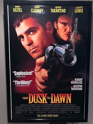 Original Vintage Movie Poster: From Dusk Till Dawn