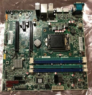 Lenovo Thinkcentre M83 LGA 1150 DDR3 Desktop Motherboard 00KT260 IS8XM