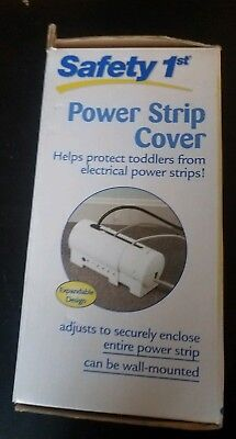 Safety 1st Power Strip Cover, Child Safety 10409A