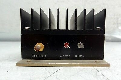 MINI-CIRCUITS AMPLIFIER MODEL ZHL-0812HLN-sma