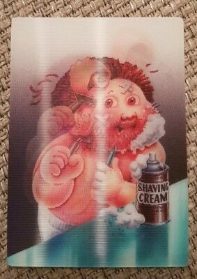 Garbage Pail Kids US 2013 BNS 3 Loco Motion 3D Card 4 of 10
