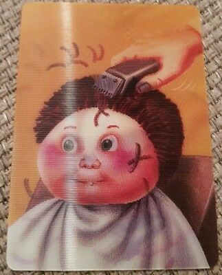 Garbage Pail Kids US 2013 BNS 3 Loco Motion 3D Card 10 of 10