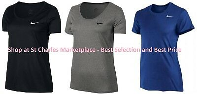 93506bee Nike Women's Dri-Fit Training Legend Short Sleeve T-Shirt, Pick Color /