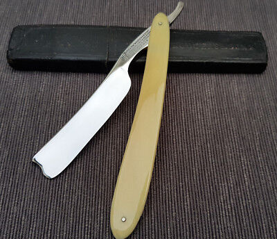 Sheffield Straight razor by Joseph Rodgers & Sons 11/16th  shave ready! VG cond