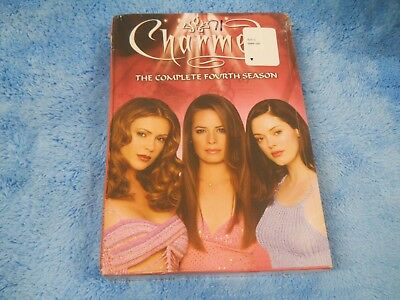 CHARMED THE COMPLETE FOURTH SEASON MILANO NIP 6 DVD Set FREE S&H US