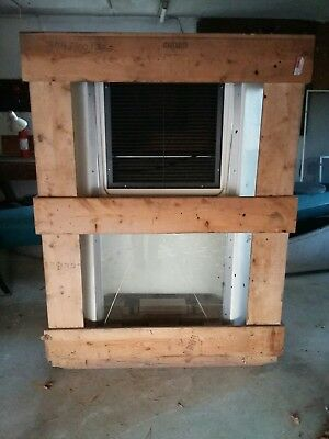 """Labconco Large 44""""x24""""x60"""" Table Top Fume Hood with Blower  Mod. # 66000"""