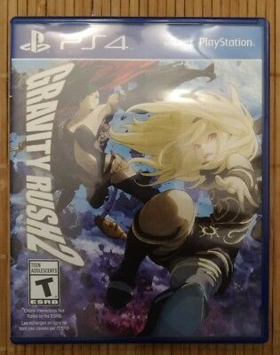Gravity Rush 2 PS4 Game Sony Playstation 4