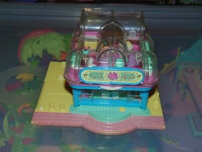 Polly Pocket SUPERMARKET 1995 Compact Play Set Bluebird Vintage