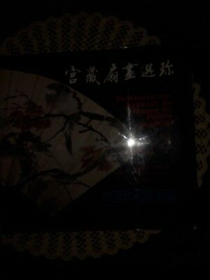 Selected Fan Paintings From The Palace Museum, China, Chinese Literature Press
