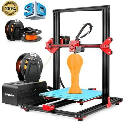 Alfawise U20 Stampante 3D Stampanti 3D 2.8'' Touch Screen DIY kit 3D Printer