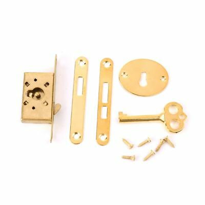 Drawer Lock With Key Antique Small Box Cabinet Door Locks Furniture Fittings New