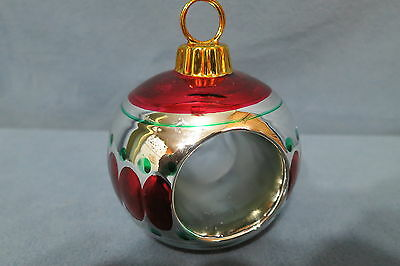 Department 56 Christmas Ornaments Holiday Dazzle Indented Balls Set of 12 in Box