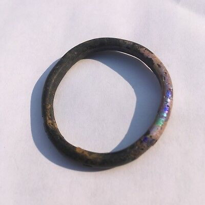 Small Black Glass Nubian Hair Band WOMEN POWER