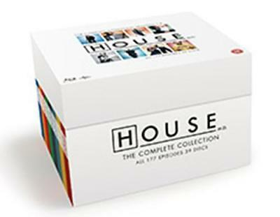 House MD Seasons 1 to 8 Complete Collection BLU-Ray NEW BLU-RAY (8297900)