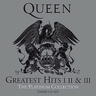 Platinum Collection - Queen (Cd, 2011) 💿 [Brand New]