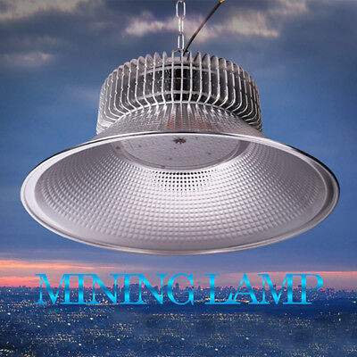100W Bright Led Fin Mining Lamp Chandelier Factory Workshop Industrial Light Nic