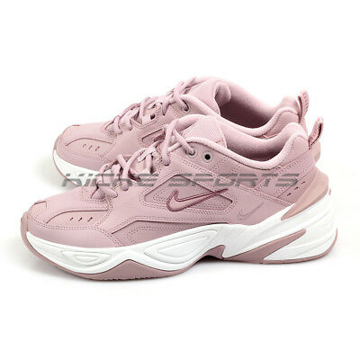 outlet store fd3a2 60a23 Nike W M2K Tekno Classic Casual Lifestyle Shoes Plum Chalk Plum Chalk  AO3108-500