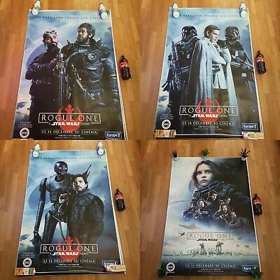 Star Wars - Rogue One - affiches grand format