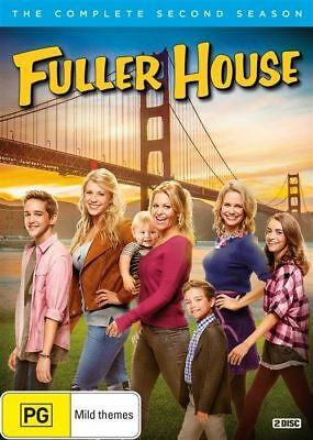 Fuller House : Season 2 (DVD,  2-Disc Set) R4 - Brand New & Sealed