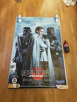 Star Wars - Rogue One - affiche grand format