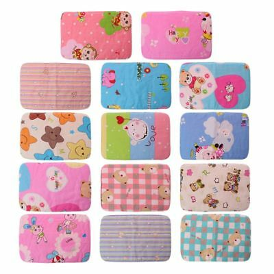Baby Diapers Mattress Diapers Waterproof Sheet Changing Mat Pads Covers Reusable