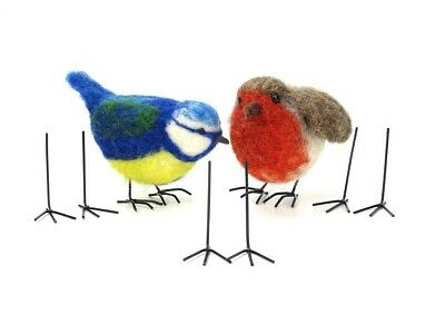 The Makerss Wire Bird Legs - Various sizes and colours