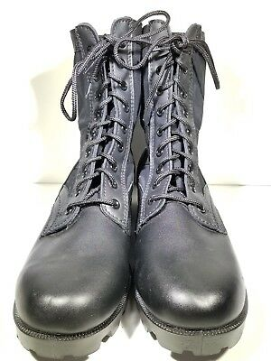 Rothco Men's Leather Panama Style Military Boots BRAND NEW size 12R