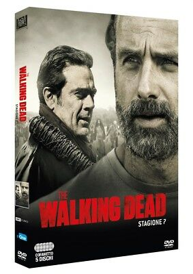 The Walking Dead - Stagione 7 (5 Dvd) Cofanetto Nuovo, Italiano, Originale