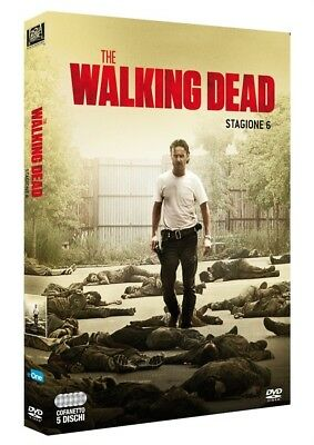 The Walking Dead Stagione 6 (5 Dvd) - Cofanetto Italiano, Nuovo