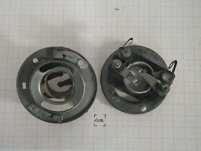 2 ancien support douille ampoule code phare veilleuse RENAULT 4CV Dauphine ....