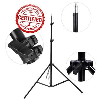 81cm-200cm  Light Stand With Screw Head Load  For Lighting Studio Softbox