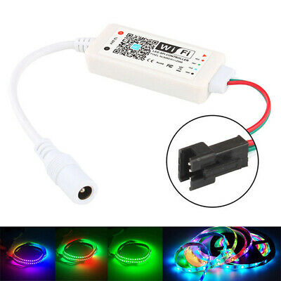IOS/ANDRIOD APP WIFI Controller for WS2811 Addressable/Pixel LED Strip  Lights