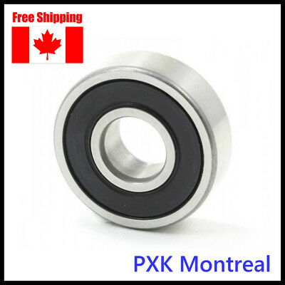 6201-2RS Sealed Ball Bearing 12x32x10mm