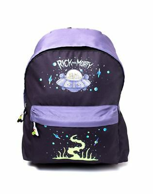 Rick et Morty sac à dos The Space Cruiser