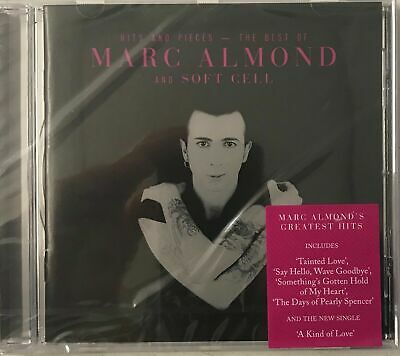 Marc Almond And & Soft Cell~Hits & Pieces (CD) New Sealed Free UKP&P