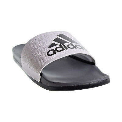 9478eda47 Adidas Adilette CF+C Men s Sandals White Iron Metallic Grey Vista Grey  S79263