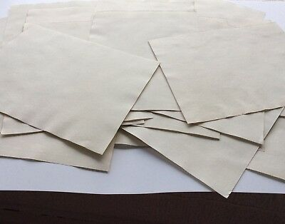 Blank Restoration Paper c. 1790, price per single sheet, 100+ sheets available